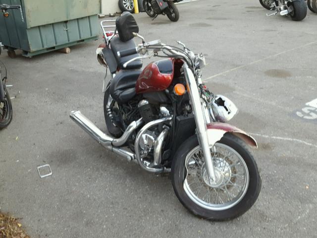 1998 HONDA VT750 2