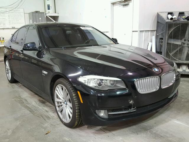 2011 BMW 550 4.4L