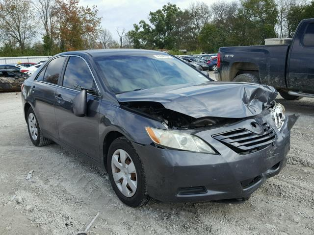 2009 TOYOTA CAMRY BASE 2.4L