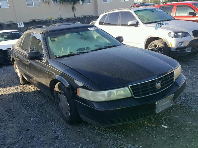 Auto Auction Ended On Vin 1g6ks54y81u150984 2001 Cadillac Seville