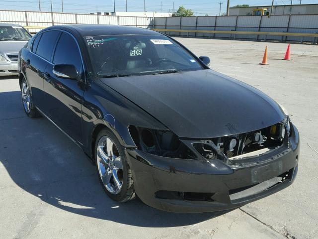 2008 LEXUS GS 350 3.5L
