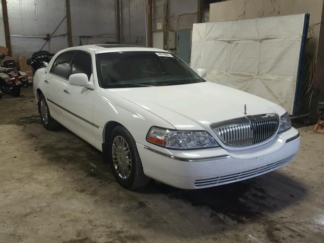 2006 LINCOLN TOWN CAR 4.6L