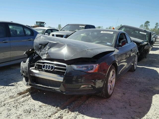 Auto Auction Ended On Vin Waulfafr3ea051966 2014 Audi A5