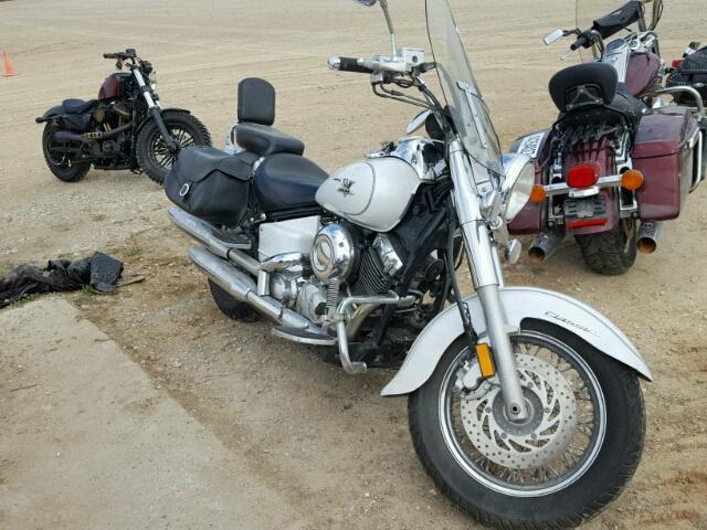 2009 YAMAHA XVS650 A 2