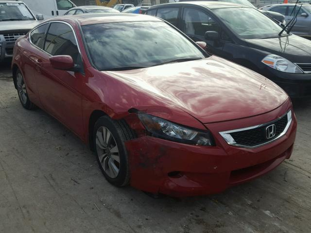 2009 HONDA ACCORD 2.4L