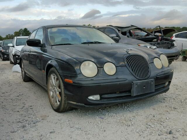 2002 JAGUAR S TYPE SPO 3.0L