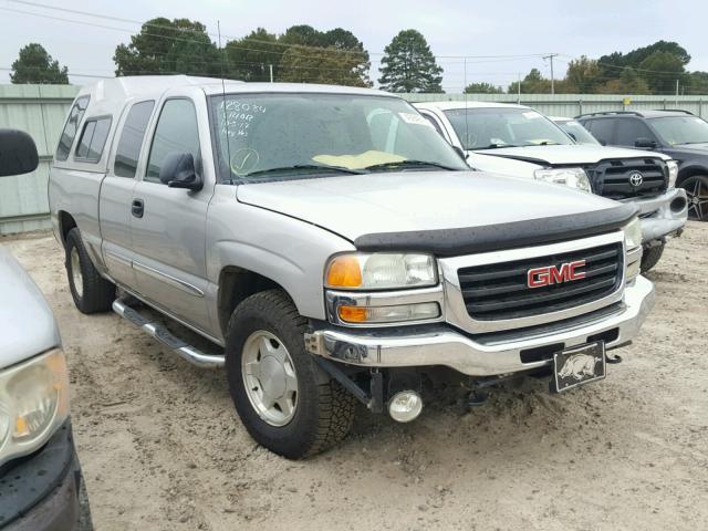 2004 GMC NEW SIERRA 5.3L