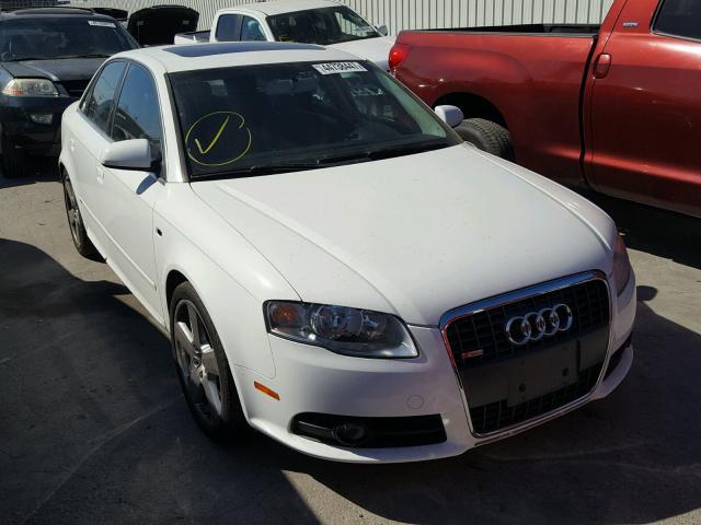 2007 AUDI A4 2.0L