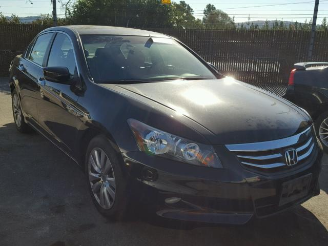 2012 HONDA ACCORD EXL 3.5L