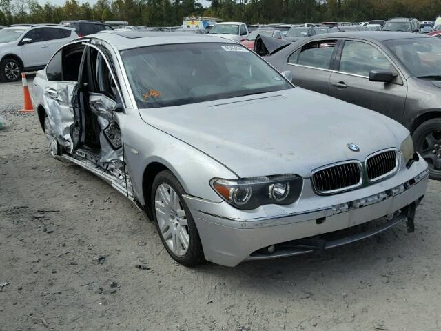 2003 BMW 745 4.4L
