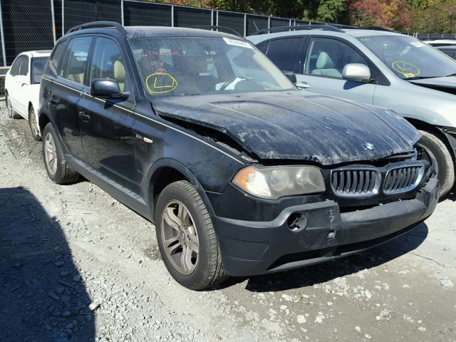 2004 BMW X3 3.0I 3.0L