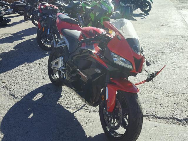 2011 HONDA CBR600 4
