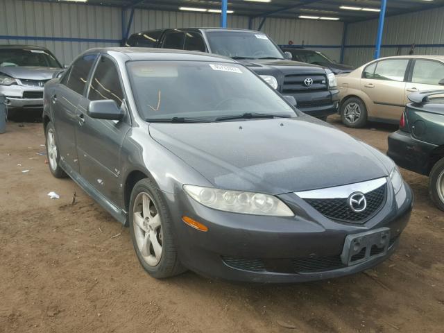 2004 MAZDA 6 S 3.0L
