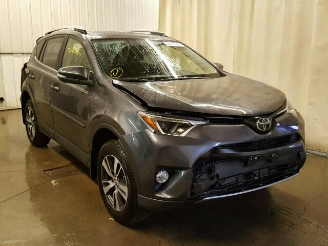 Auto Auction Ended On Vin Jtmrfrev2hj133346 2017 Toyota Rav4 Xle In Mn St Cloud