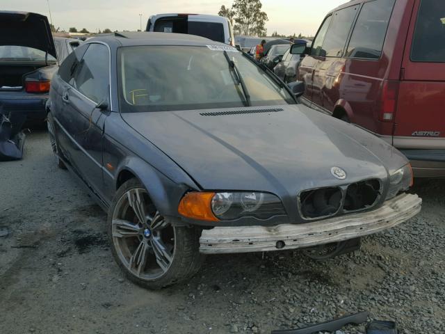 2001 BMW 325 CI 25L