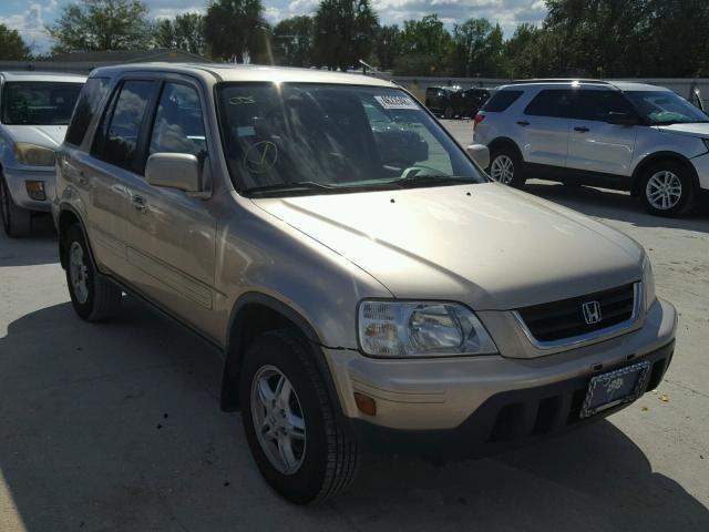 2001 HONDA CR-V 2.0L
