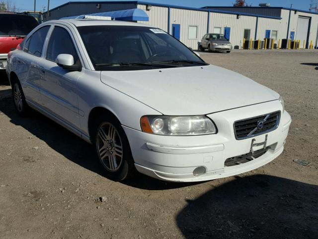2008 volvo s60 2 5t for sale md baltimore salvage. Black Bedroom Furniture Sets. Home Design Ideas