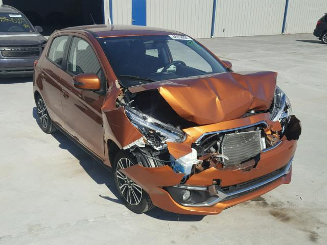 Auto Auction Ended On Vin Ml32a5hj7hh016194 2017 Mitsubishi Mirage