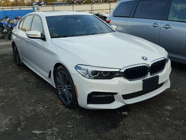 2017 BMW 530 2.0L