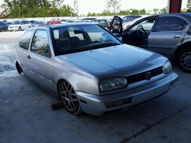 1999 VOLKSWAGEN GTI 2.8L
