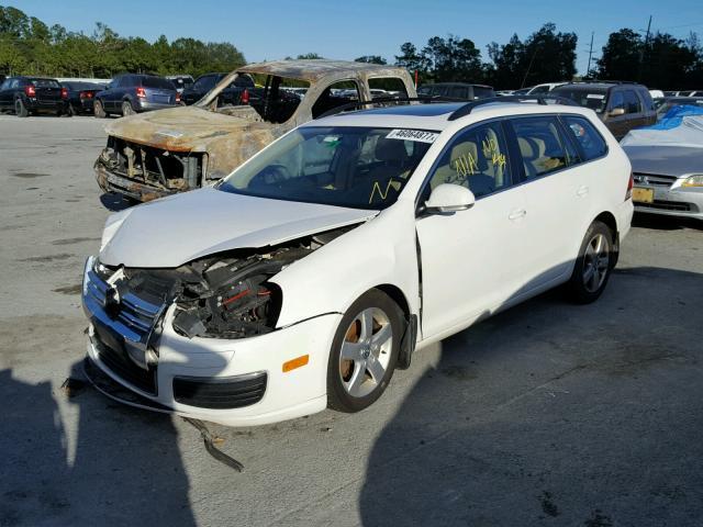 2009 Volkswagen Jetta Se 2.5L