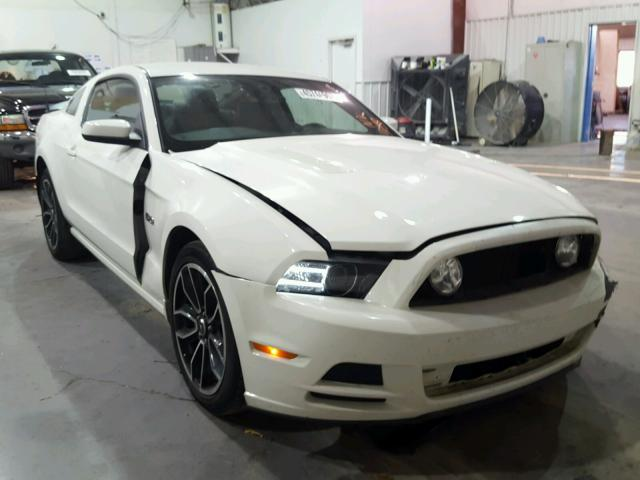 2013 FORD MUSTANG GT 5.0L