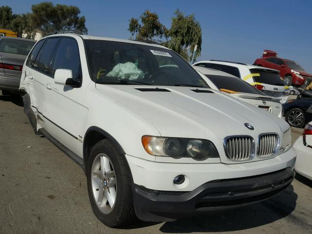 2003 BMW X5 4.4I 4.4L