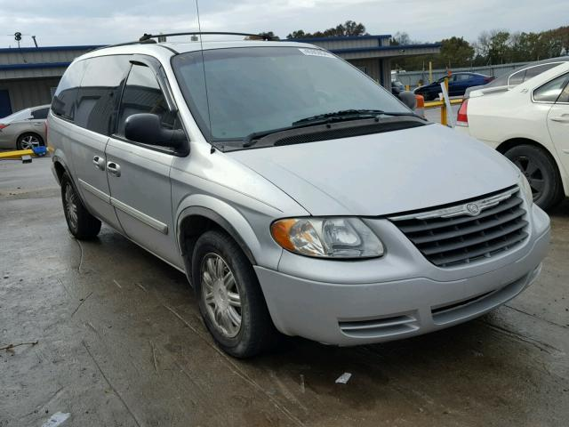 2005 CHRYSLER TOWN & COU 3.8L