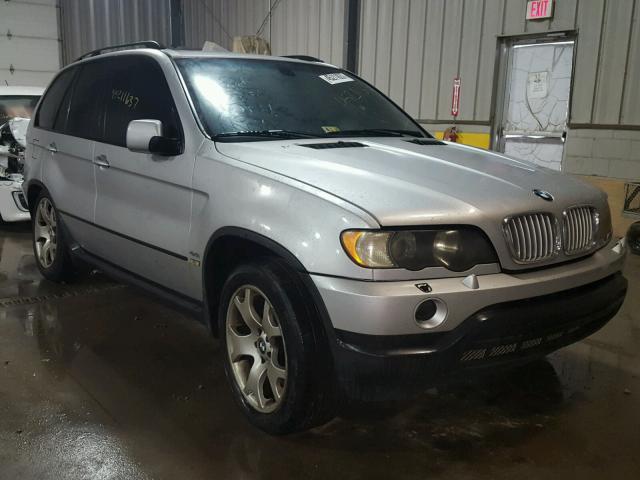 2000 BMW X5 4.4I 4.4L
