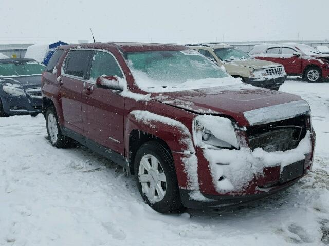 2011 GMC TERRAIN 2.4L