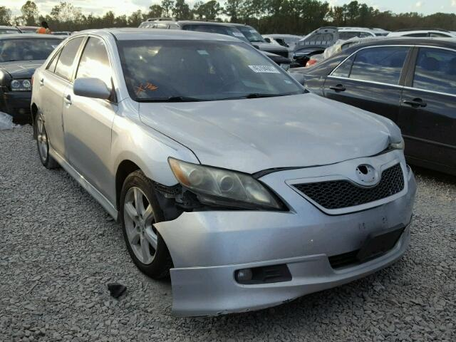 Toyota Camry New salvage cars for sale: 2007 Toyota Camry New