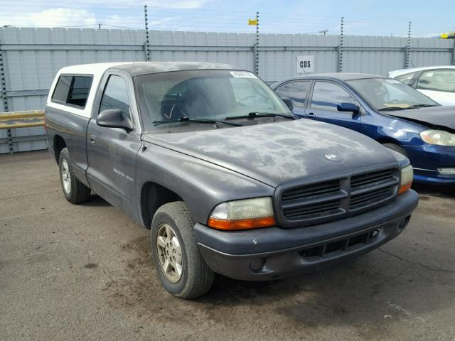 2002 DODGE DAKOTA 3.9L