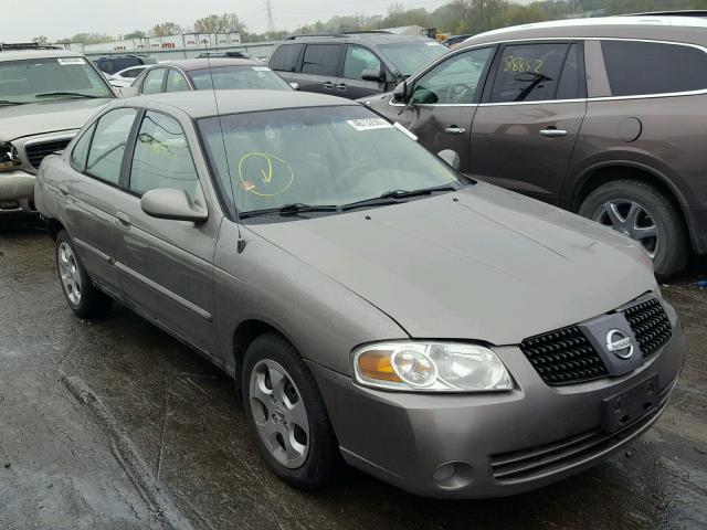 3n1cb51d54l910146 2004 White Nissan Sentra 18 On Sale In Il