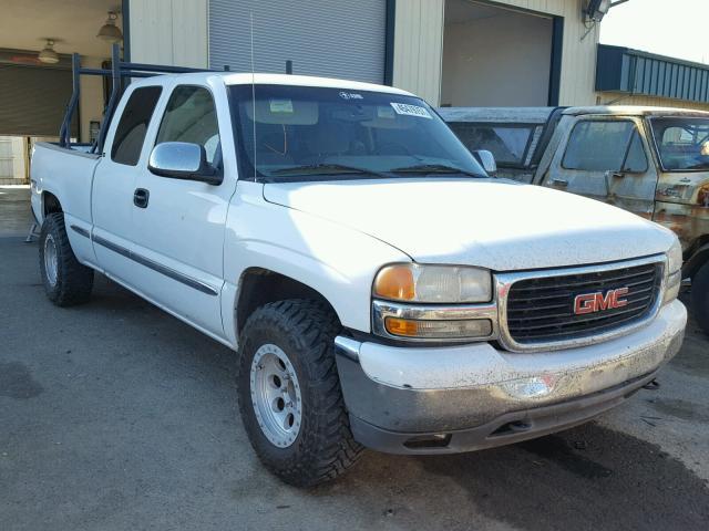 2001 GMC NEW SIERRA 5.3L