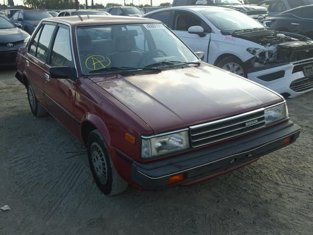 1986 NISSAN SENTRA 1.6L