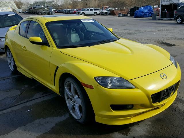 2004 MAZDA RX8 1.3L
