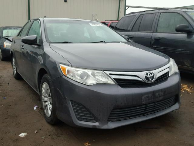 2012 TOYOTA CAMRY 2.5L