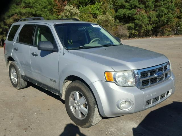 2008 FORD ESCAPE XLT 2.3L