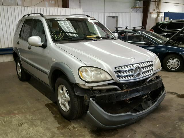 1998 MERCEDES-BENZ ML 3.2L
