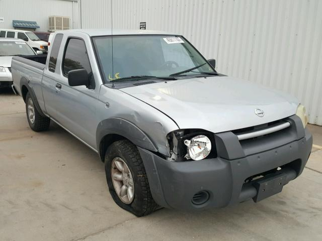 2002 NISSAN FRONTIER 2.4L