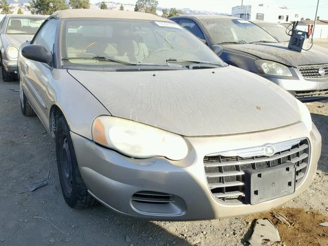 2004 CHRYSLER SEBRING 2.4L