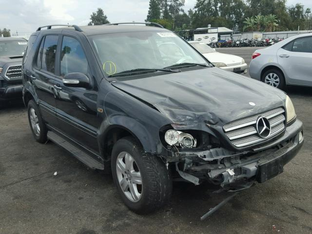 2005 MERCEDES-BENZ ML 350 3.7L
