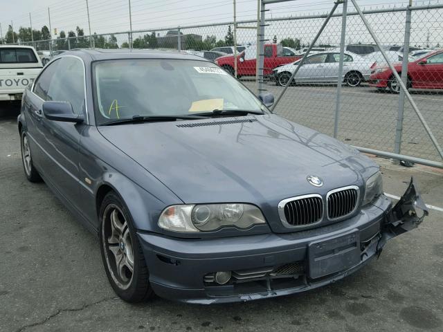 2003 BMW 330 CI 3.0L