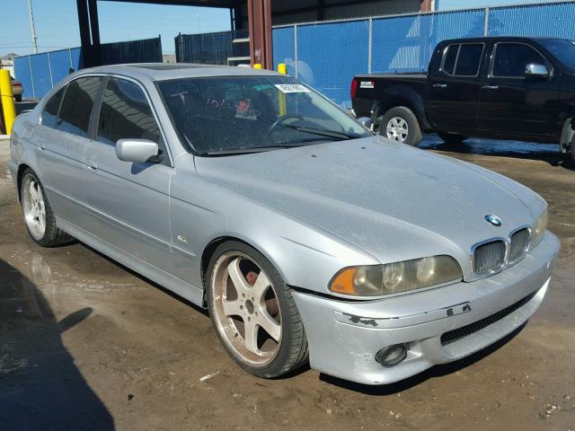 2001 BMW 525 2.5L