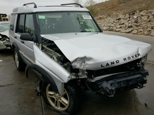2003 LAND ROVER DISCOVERY 4.6L