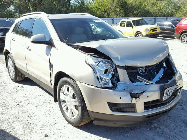2012 CADILLAC SRX LUXURY 3.6L