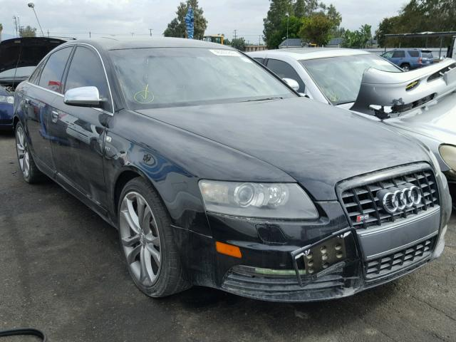 Auto Auction Ended On Vin Waudn74f78n170975 2008 Audi S6 Quattro In