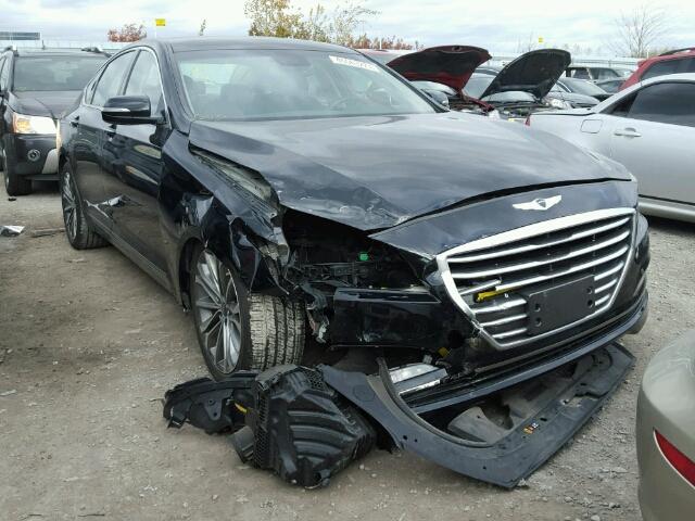 2015 Hyundai Genesis 3 8l For Sale On Toronto Salvage Cars