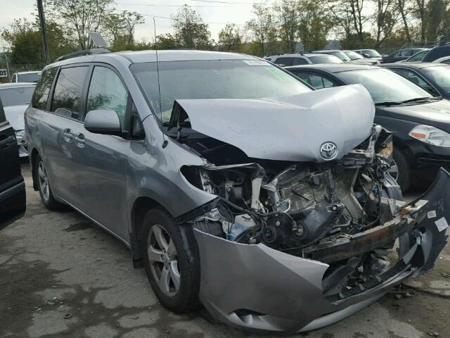 2011 TOYOTA SIENNA LE 3.5L