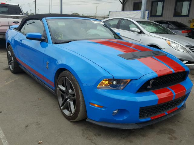 2011 FORD MUSTANG 5.4L